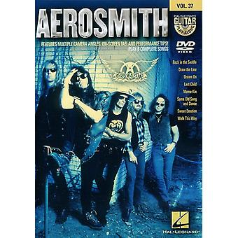 Aerosmith - Aerosmith: Vol. 37 [DVD] USA import