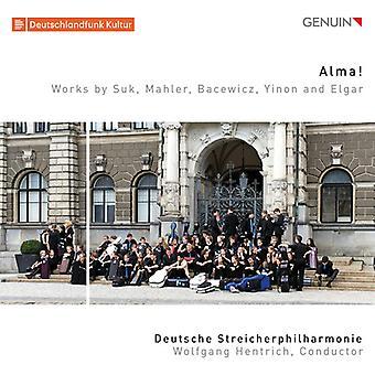 Alma [CD] USA import