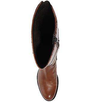 Botteuse Jones Femme Slim Fit Leather Riding Boot
