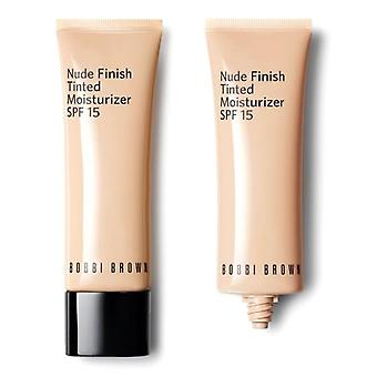 Bobbi Brown Nude Finish Tinted Moisturizer SPF 15 1.7oz/50ml New In Box