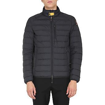 Parajumpers Pmjcksl04p36541 Men's Black Polyester Down Jacket