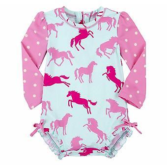 Badeanzug Ponies & Polka Dots Hatley