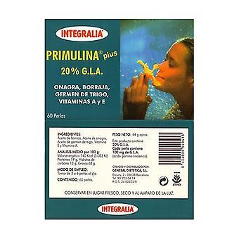 Primulin Plus 60 softgels