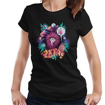 Angry Birds Zeta Floral Women's Camiseta