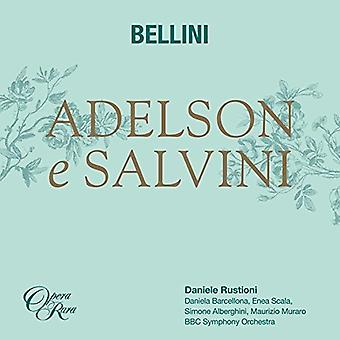Bellini / BBC Symphony Orchestra - Adelson E Salvini [CD] USA import