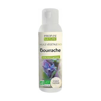 Organic borage oil 100 100 ml of essential oil
