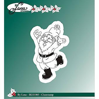 Av Lene Clear Stamp Christmas Elves 4