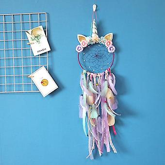 Unicorn Dream Catcher Room Decoration - Nursery, Bedroom, Girls Room Decor