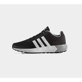 Adidas Cloudfoam Race Kids Aw5358 Black & White Shoes Boots