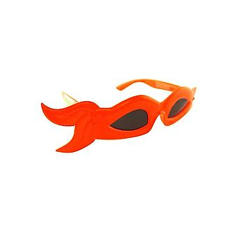 Sun-Staches - TMNT Bandana Glasses Orange Mask SG1943