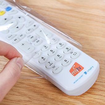 Vedenpitävä kaukosäätimen suojakansi videolle, TV: lle, ilmastointi