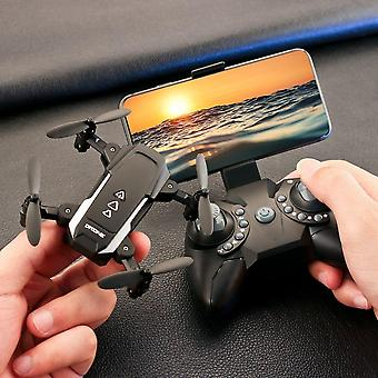 Mini Drone With/without Hd Camera, Hight Hold Mode Rc Quadcopter Rtf Wifi