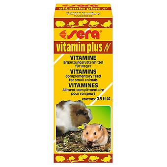 Sera Vitamin Plus N para Roedores (Small pets , Food Supplements)