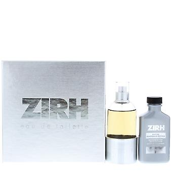 Zirh Eau de Toilette 125ml & Post Shave Solution Lotion 100ml Gift Set For Him