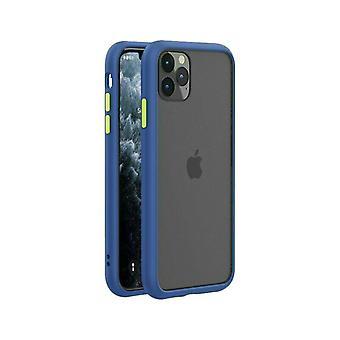 Stoßstange Anti-Fall Fall für Apple 11 X 8 7 6 Se Ultra dünne TPU & PC Abdeckung