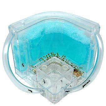 Diy Moisture With Feeding Area, Ant Nest, Farm, Villa Educational Toy
