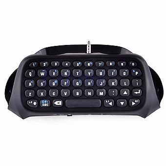 Kontroler Sony Ps4 Mini Bezprzewodowa klawiatura Bluetooth Czarna