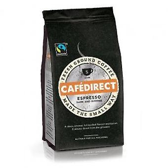 Cafe Direct - Roast & Ground Coffee - Espresso