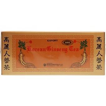وانغ داي-الجنسنغ الكوري 42Bags الشاي