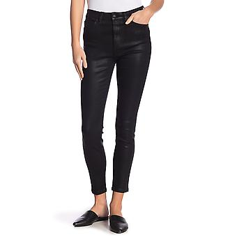 Joe's | Coated High Rise Ankle Jeans