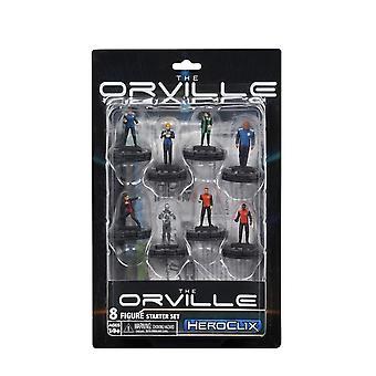 De Orville Heroclix 2-speler Starter Set
