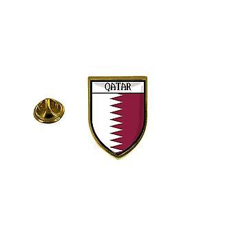 pins pin badge pin's souvenir ville drapeau pays blason qatar qatari