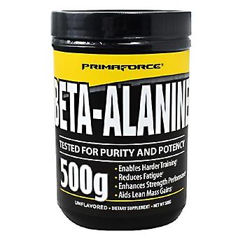Primaforce Beta Alanine, 500 grammes