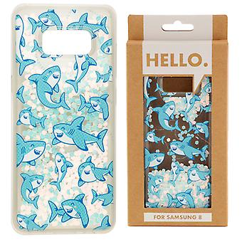 Samsung 8 Phone Case - Shark Design