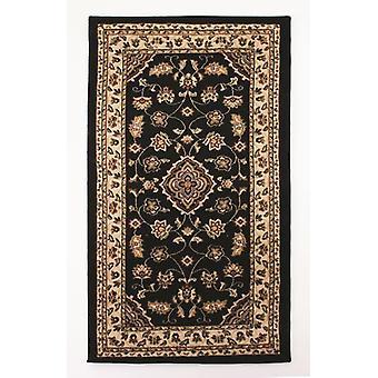 Oprigtighed Sherborne tæppe-rektangulær-sort