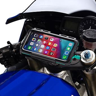Apple iphone 11 pro max waterproof case motorcycle stem mount