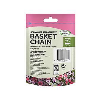 Smart Solar Galvanised Basket Chain 3 Way 6060010