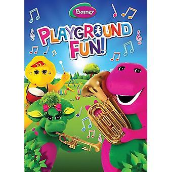 Barney: Playground Fun [DVD] USA import