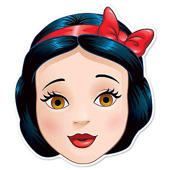 Snow White Official Disney Princess Child Size 2D Card Party Mask