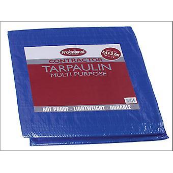 Rodo Contractor Tarpaulin Blue 18 x 12ft CNT1812