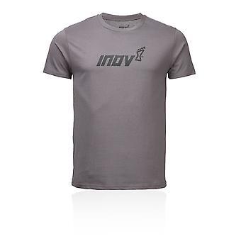 Inov8 Luomu Puuvilla T-paita - AW20