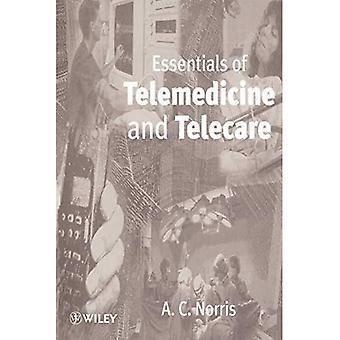 Essentials van Telemedicine en Telecare