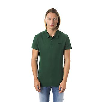 BYBLOS Verdebosco Short Sleeve Green Polo