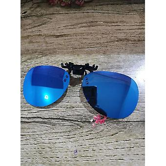 Mens, Womens Polarized Clip On Sunglasses, Driving Night Vision, Anti Uva Clips