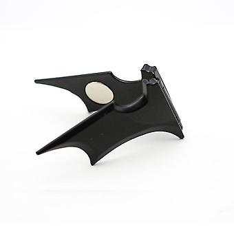 Hommes & s Stainless Steel Batwing Bat Slim Id Cash Money Clip Holder Wallet