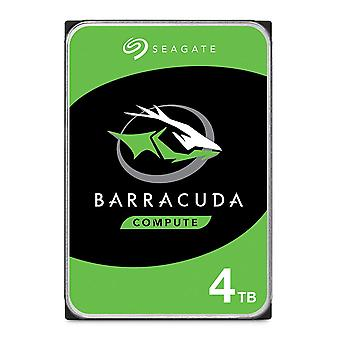 Seagate barracuda 4 tb internal hard drive hdd – 3.5 inch sata 6 gb/s 5400 rpm 256 mb cache for co