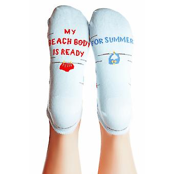Puuvilla sukat