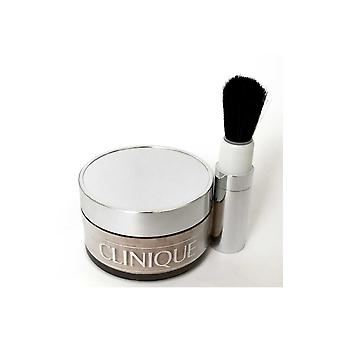 Clinique Blended Face Powder and Brush #08 35g Transparency Neutral -Box Imperfect-