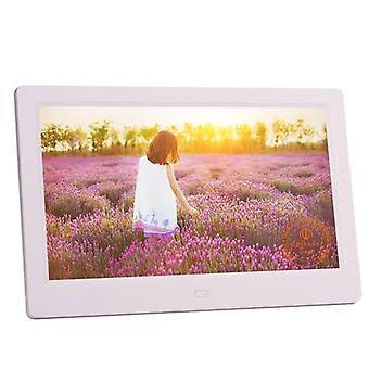 """10"""" 1024*600 skærmledet baggrundslys - Hd Digital Photo Frame"""