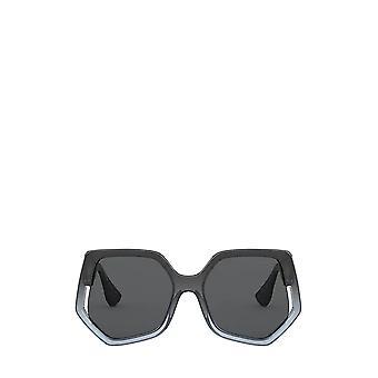Miu Miu MU 07VS grey gradient female sunglasses