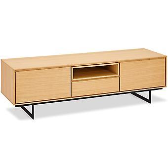 Ibbe Design Tokyo TV Table Oak, 160x45x50 cm