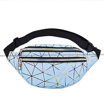 Holographic Waist Bags Belt Packs, Laser Chest, Phone Pouch