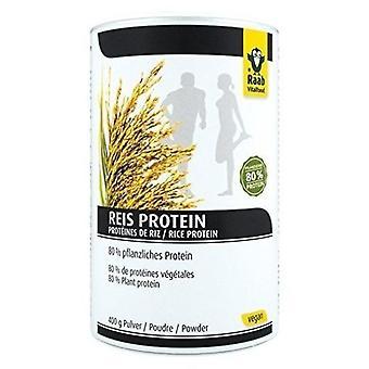 Raab Rice protein powder