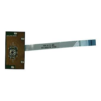 Dell Inspiron N5110-2997 Replacement Laptop Power Button Board With Cable
