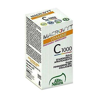 Vitamin C Fast-Slow Macrovyt 30 tablets of 1.4g