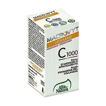 C-vitamiini Nopea-Hidas Macrovyt 30 tablettia 1,4 g